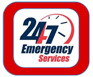 24hr Emergency Service Request.