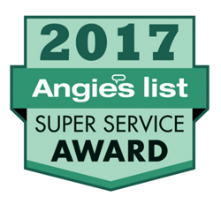 Rolling Garage Doors & Gates Earns 2017 Angies List Super Service Award