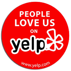Click Here to Visit Our Yelp Profile.