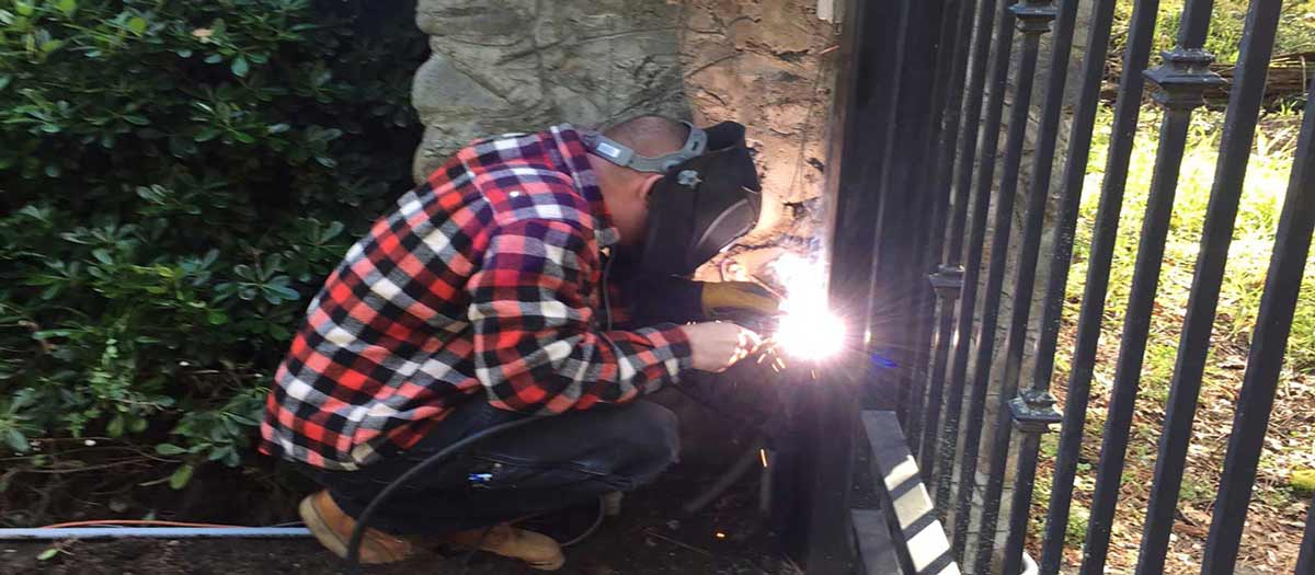 Mobile Welding Repair Capabilities