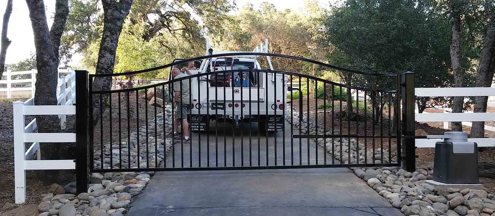 How To Fix My Driveway Gate Tcworks Org