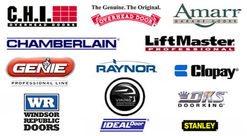 Garage Door Manufacturers Logo
